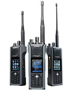 complete wireless technology Harris_XG-100P radio