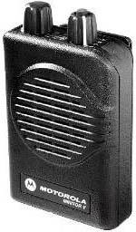 Motorola-Minitor-V-pager Repair