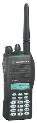 motorola-ht-1250 radio