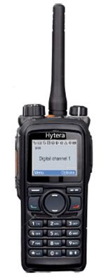 Hytera_PD782G Hytera-GPS-DMR-Portable-Radio