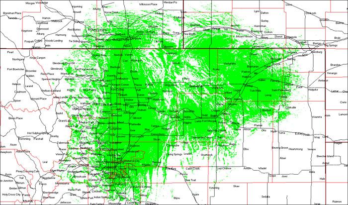 CWT Mobile Wide Area Coverage